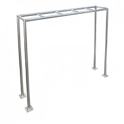 Estrutura Tubular aço inox ETB/3041500
